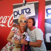 Desiree Nick im Interview mit Bernie