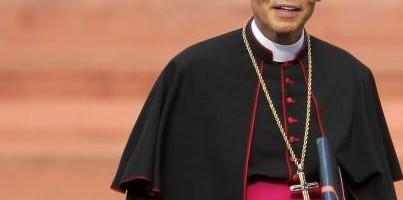Bischof wird Minister