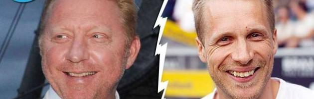 Boris Becker über Sandy bei Bernd Schumacher