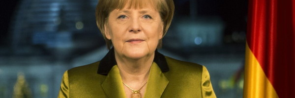"""Merkel-Vorsatz für 2014: """"Öfter an die frische Luft"""""""