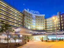 Top20 / Bestes Hotel:  HL Suite Hotel Playa del Ingles **** Gran Canaria