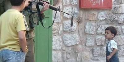 Israelis töten Kinder aus Palästina