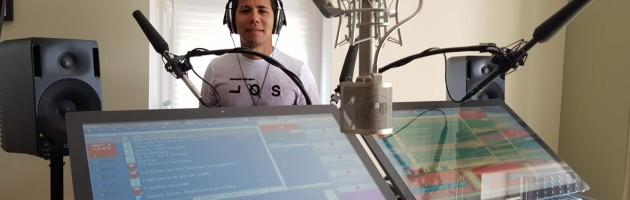 Polizei stellt Top20 Reporter Carlo Meneses