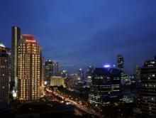 Bangkok Marriott Executiv Apartments Sathorn Vista