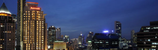 Bangkok Marriott Executiv Apartments Sathorn Vista