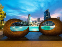 Bangkok: Eastin Grand Hotel *****