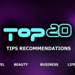Top20 Beitragsbild Tipps Variante I