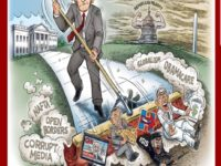 KRIEG gegen Großkonzerne und ihre korrupten Politiker und Medien (DEEP STATE) zur Verhinderung der WeltDikdatur unter der UN (NWO New World Order)