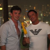 RTL Formel 1 Singapore 2012, Interviews im VIP