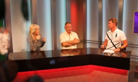 S-RTL Bernd Schumacher Late Talk2, Regina Toss