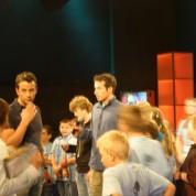 "Proben, ""Kinder-Oscar"", ARD, Regie: Sylvain Welz"