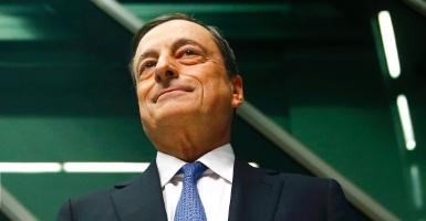 Die größte Geld-Schwemme aller Zeiten: Draghi druckt Europa in den Bankrott
