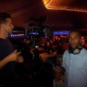 Marcelo Rocha und Sylvain Welz beim Dreh
