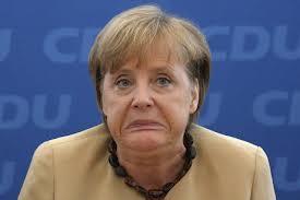 Angela Merkel zerstört die Demokratie