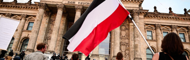 Existiert das  -Deutsche Reich- noch?