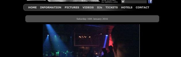 Top / Best Party Brüssel : Revelation