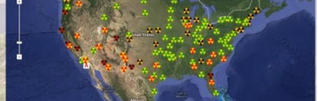 Fukushima: Erhöhte Radioaktivität auch an US-Küsten